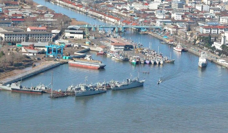 Russian ports