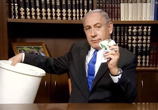 ایرانیها با «خفهشو نتانیاهو» به سخنرانی نخستوزیر اسرائیل پاسخ دادند