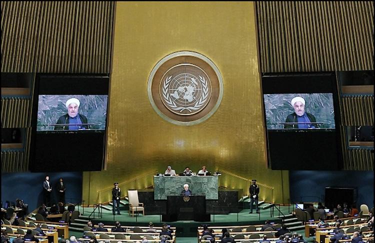 دولت جدید آمریکا با پیمان شکنی و نقض تعهدات بینالمللی، فقط اعتبار جهانی خود را میشکند