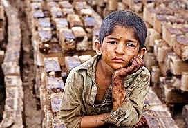 ۳۶ درصد کودکان کار در تهران ایرانی هستند