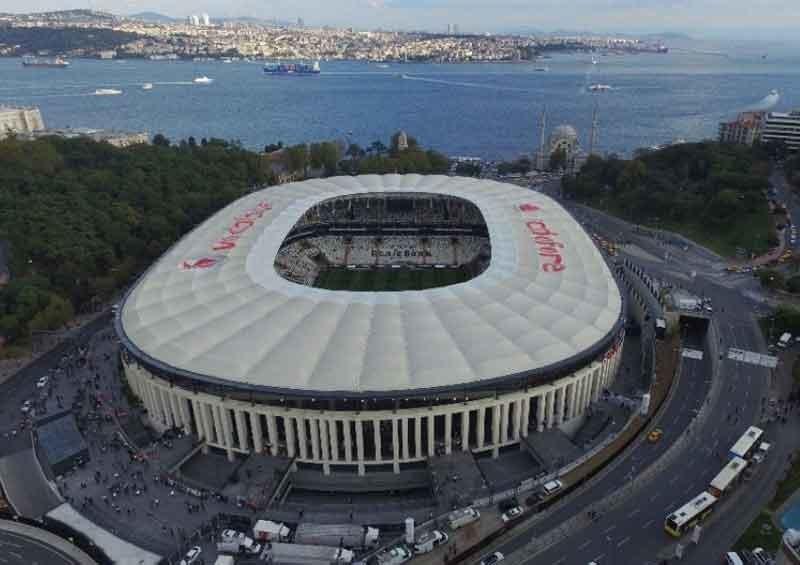 بازی سوپر جام اروپا ۲۰۱۹ در ورزشگاه بشیکتاش ترکیه