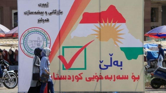 اخبار ضد و نقیض درباره لغو همه پرسی اقلیم کردستان عراق