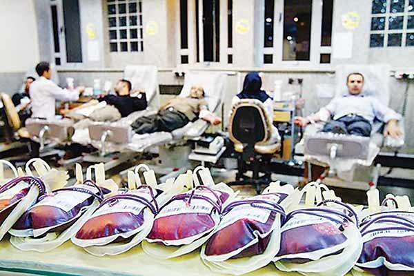 بیماران چشم انتظار خونهای اهدایی