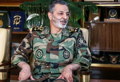 سرلشکر موسوی هیچ صفحهای در شبکههای اجتماعی ندارد