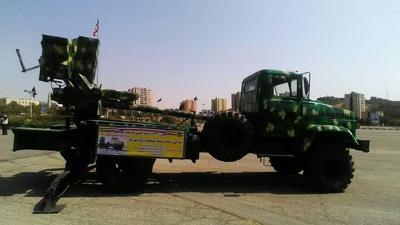 ۳ دستاورد جدید نیروی زمینی ارتش در حوزه توپخانه رونمایی شد