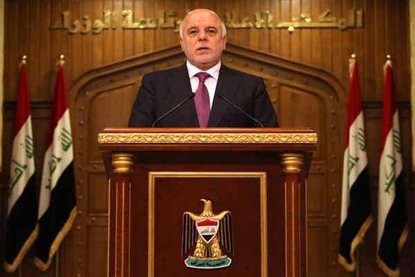 حیدرالعبادی: عراق برای همه مردم عراق باقی میماند | همه پرسی غیرقانونی است