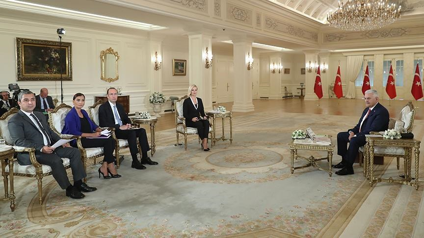 نخست وزیر ترکیه: نتایج همهپرسی غیرقانونی اقلیم کردستان عراق فاقد اعتبار است