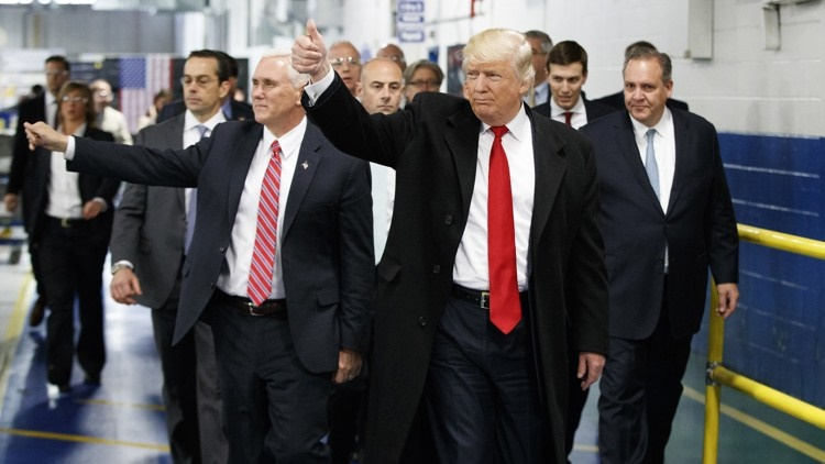 نیوزویک: دولت ترامپ فاسدترین دولت تاریخ آمریکا است