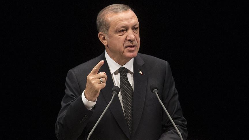 واکنش شدید اردوغان به همه پرسی کردستان عراق | اقدامات نظامی را روی میز داریم
