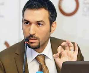 دکتر علی بکیر، کارشناس ارشد مؤسسه تحقیقات استراتژیک آنکارا
