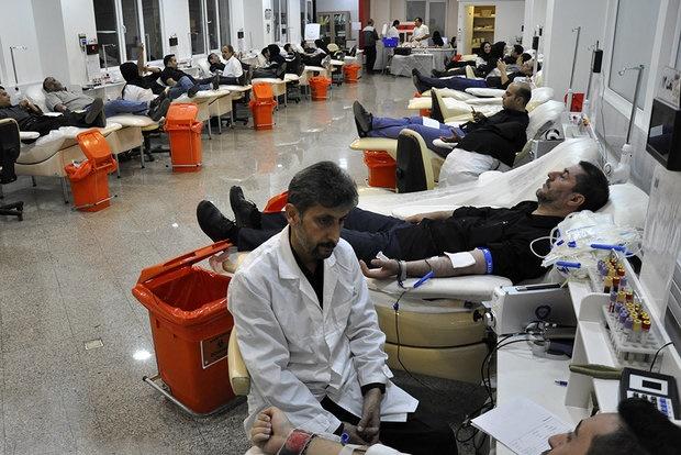 مرکز اهدای خون وصال در تاسوعا و عاشورای حسینی فعال است