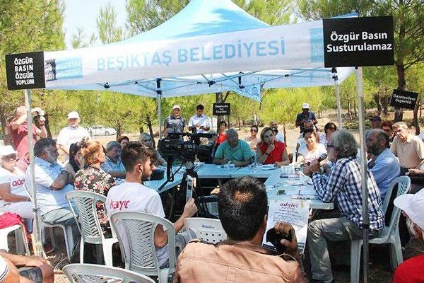 ۱۷۱ روزنامه نگار در ترکیه زندانی هستند