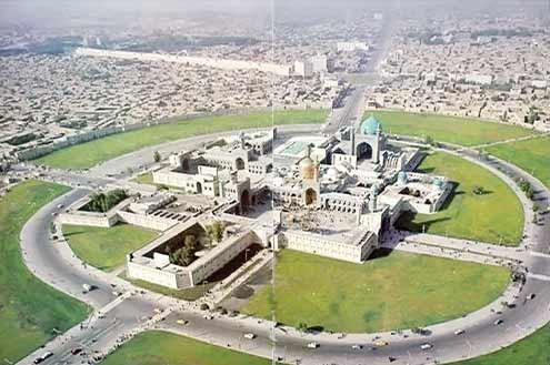 درخواست دوباره برای ابلاغ مصوبه عرصه و حریم بافت تاریخی مشهد