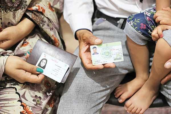 حقوق شهروندی برای همشهریان بیشناسنامه