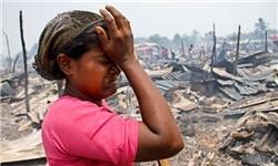 کشتههای مسلمانان روهینگیا بیش از ۱۰۰۰ نفر است