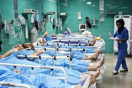 عفونت بیمارستانی به حد نگران کننده رسیده است