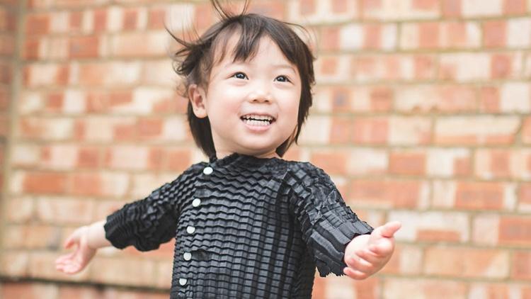 لباس هوشمندی که با کودک رشد میکند
