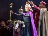 اجرای یخ زده در تئاتر برادوی