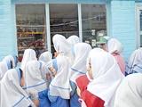 ممنوعیت عرضه مواد غذایی غیر مفید در بوفه مدارس