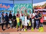 تنیسورهای نونهال کرمان و سمنان مقام های اول و دوم کشور را کسب کردند