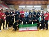 نایب قهرمانی کمیته کیک بوکسینگ WASCO ایران در مسابقات جهانی ایتالیا