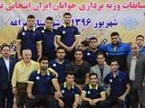 خوزستان قهرمان وزنهبرداری جوانان کشور و اورامه برترین وزنهبردار شد