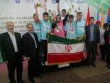 ۳ طلا حاصل تلاش شطرنجبازان ایران در مسابقات معلولین آسیا