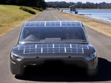 خودروی استرالیایی مجهز به ۲۸۴ سلول خورشیدی