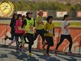 پایان رقابتهای دو و میدانی لیگ طلایی بانوان