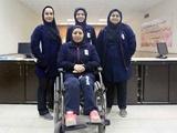 جام جهانی تیراندازی معلولین؛ ساره جوانمردی به نشان نقره دست یافت