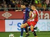هفته ۶ لالیگا؛ گل به خودیهای خیرونا، بارسا را به پیروزی رساند