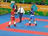 بازیهای داخل سالن آسیا؛ دو مدال طلای دیگر در کیک بوکسینگ واکو به دست آمد