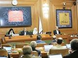 قرائت گزارش حادثه پلاسکو و پرسشهای متعدد اعضا شورای شهر