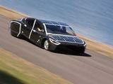 اولین حضور خودروی تمام خورشیدی در رقابتی جهانی