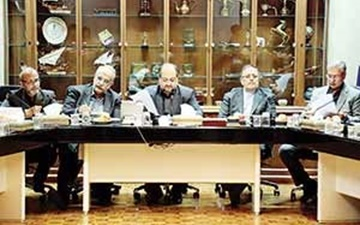 مأموریت کارگری ۳ وزیر