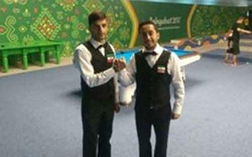 بازیهای داخل سالن آسیا؛ تیم ناین بال کشورمان صاحب مدال برنز شد
