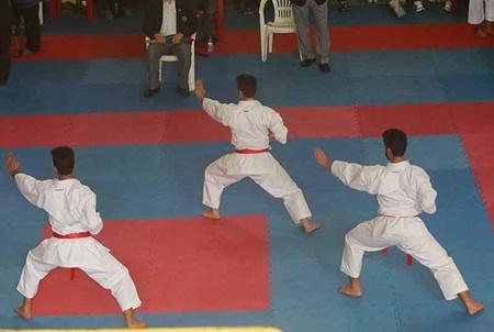 نتایج مسابقات قهرمانی کشور کاراته سبک شوتوکان JSKA مشخص شد
