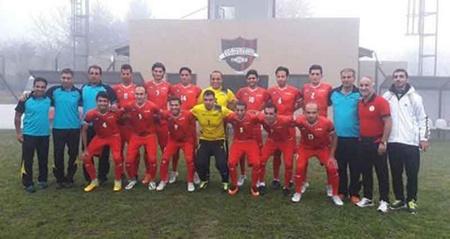 فوتبال هفت نفره جهانی/ آرژانتین؛ برتری ایران مقابل میزبان مسابقات