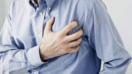 سلامت,سکته قلبی,بیماری