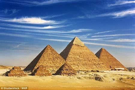 دانش,تاریخ,مصر,آثار باستانی