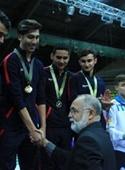 ایران قهرمان شمشیربازی جام جهانی جوانان شد