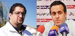 علی کریمی سرمربی سپید رود شد، افاضلی به نفت رفت