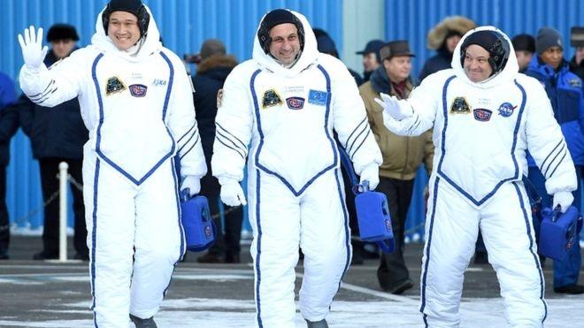 عذرخواهی فضانورد ژاپنی به خاطر اعلام اشتباه افزایش قدش در فضا