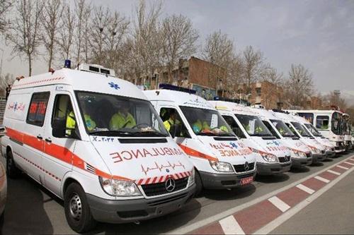 ۱۰۰۰ تماس مزاحم با اورژانس روزانه برقرار میشود