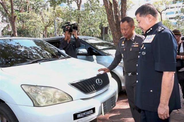 تایلند مرکز ترانزیت خودروهای سرقتی در جنوب شرق آسیا