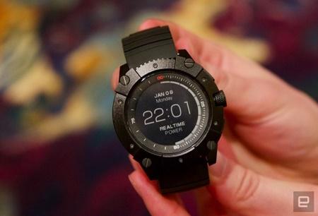 ساعت بدون باتری مبتنی بر پلتفرم اینترنت اشیا