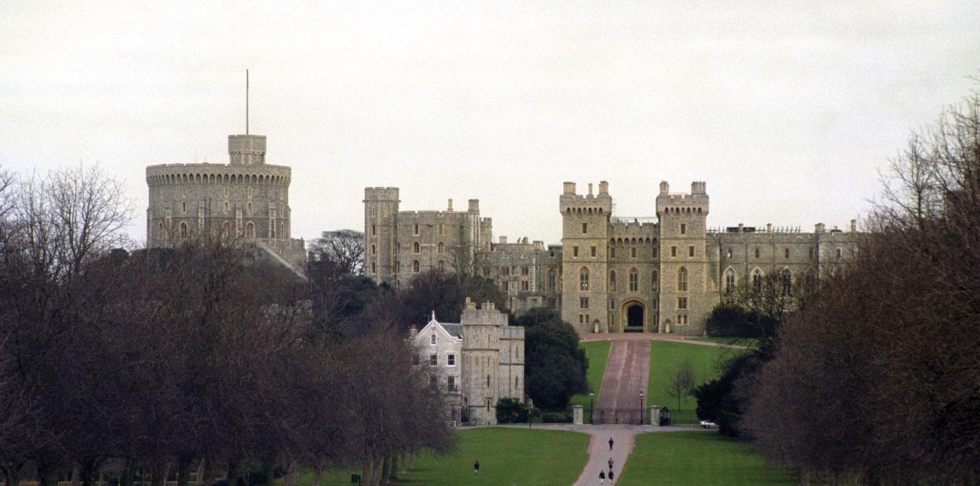 آشنایی با قلعه ویندسور