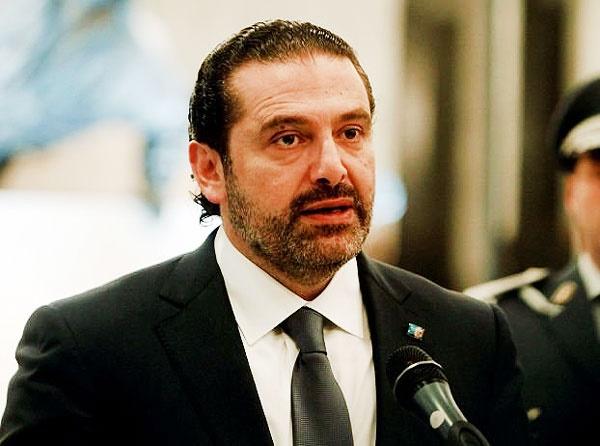 حریری: حزب الله بخشی از دولت لبنان است