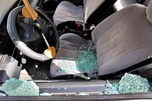 سرقت از خودرو