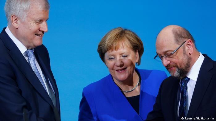 راه برای تشکیل دولت ائتلاف بزرگ در آلمان هموار شد